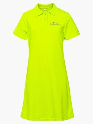 Платье трикотажное Поло 86111-14