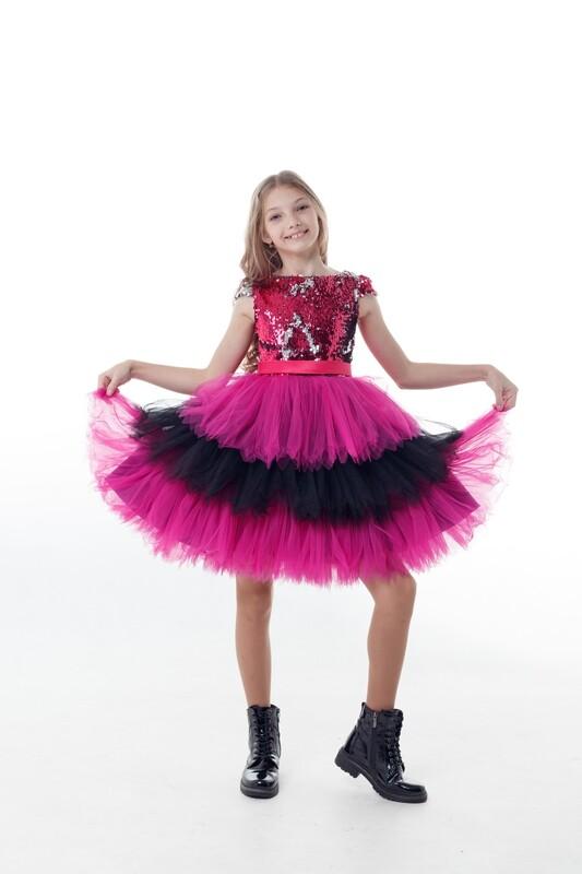 Платье детское TG0476