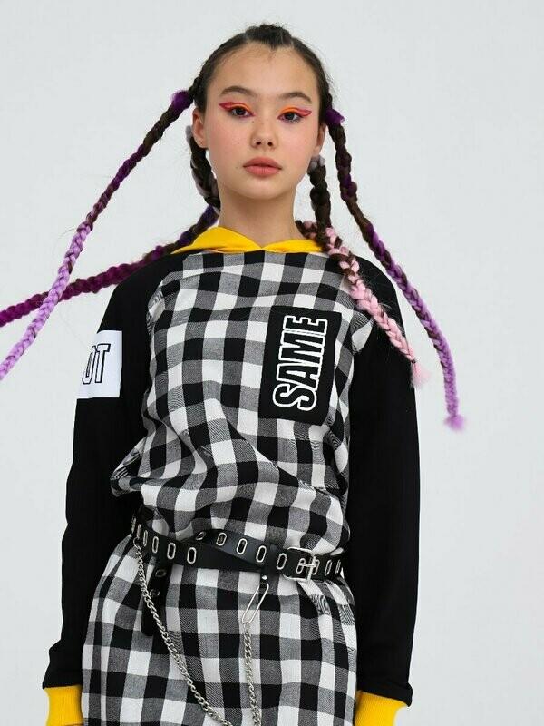 Платье д/д черный 203213207-21