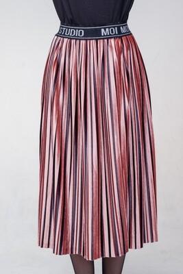 Юбка красный 185302А