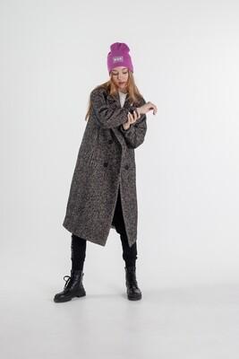 Пальто Nova черный