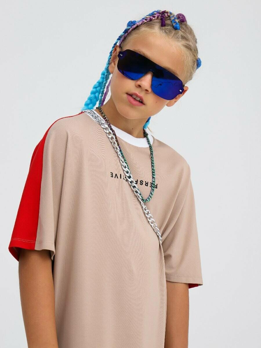 Платье кэмел 201214701а-101