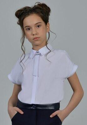 Блуза белый 5-21