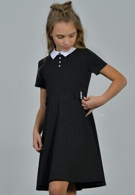 Платье синий 135-21