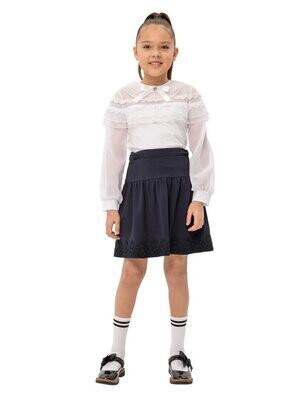 Блузка белый 074918