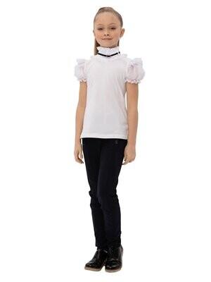 Блузка белый 074888