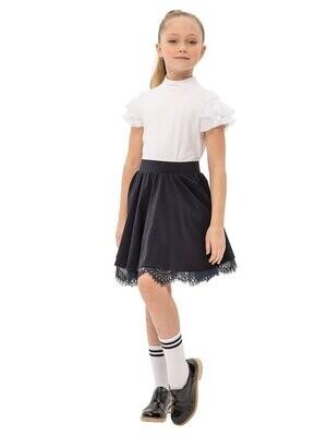 Блузка белый 074197