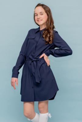 Платье-рубашка 33-5052-21