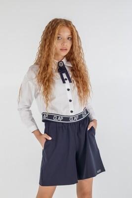Блузка белый С62764