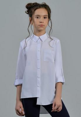 Блузка белый 26-21