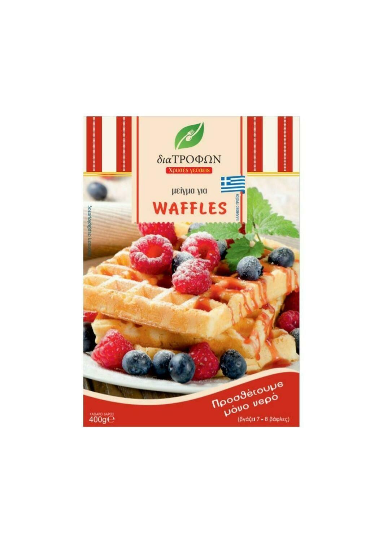 "Waffles ""Χρυσές Γεύσεις"" 400γρ"