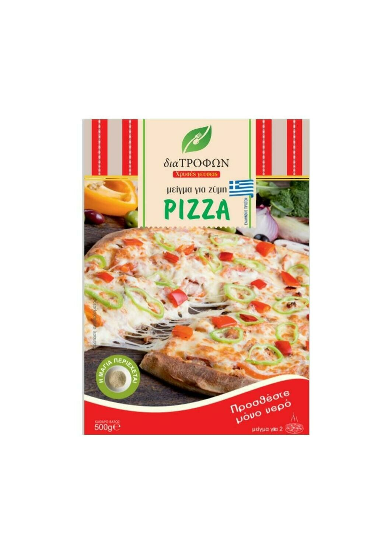 "Pizza ""Χρυσές Γεύσεις"" 500γρ"