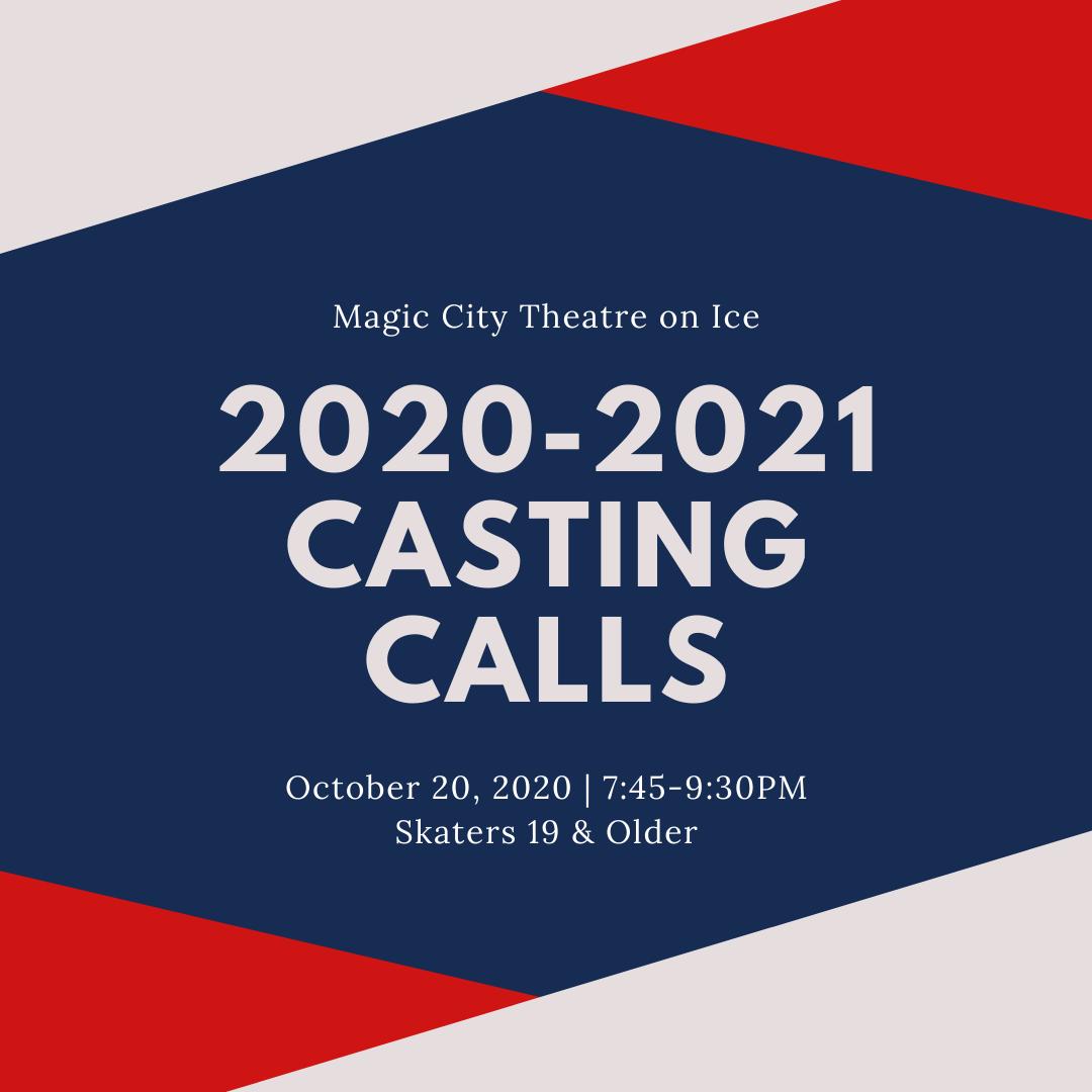 2020-2021 Season Registration - Ages 19 & Older