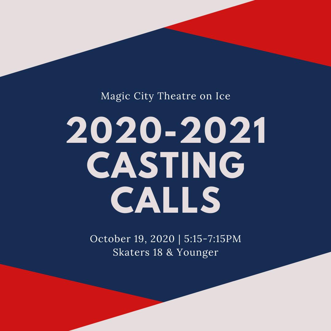 2020-2021 Season Registration