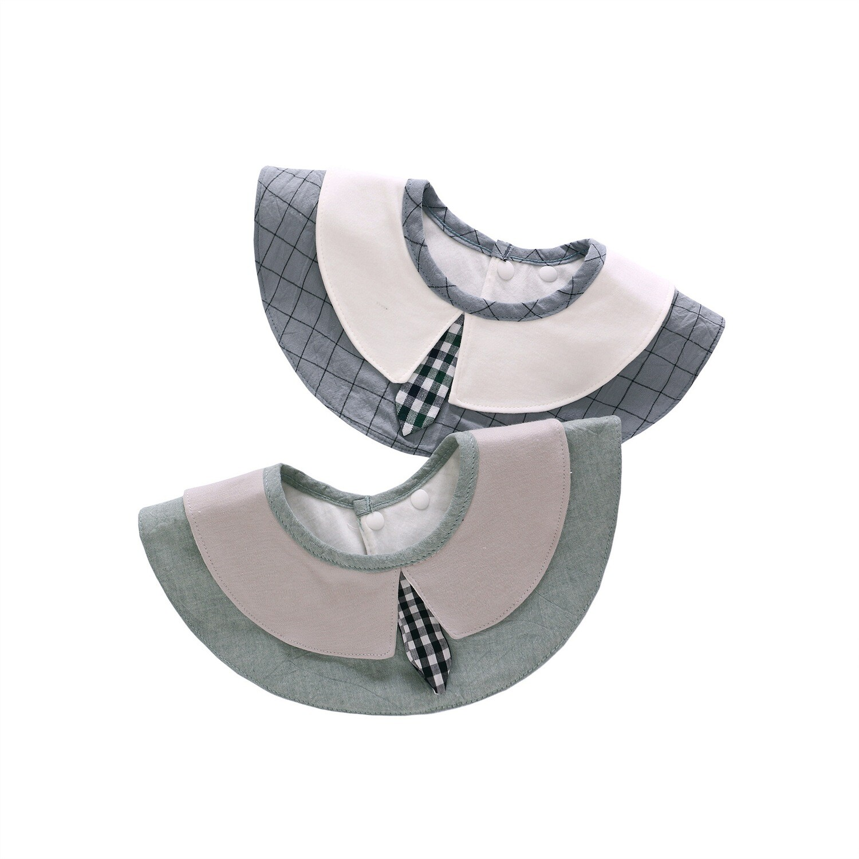 Baberos Circulares Niño Cuello #3 (par)