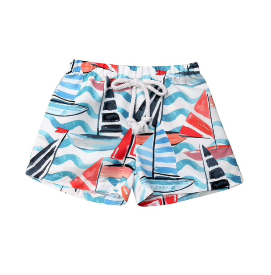 Shorts Playa Boats