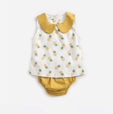 Conjunto I Love Pineapples