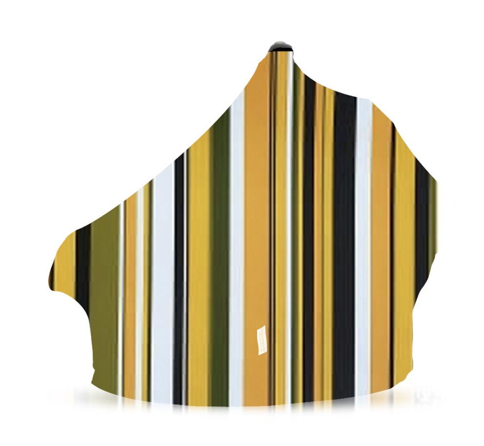 The Nursing Co - Cubre Lactancias - Army Stripes