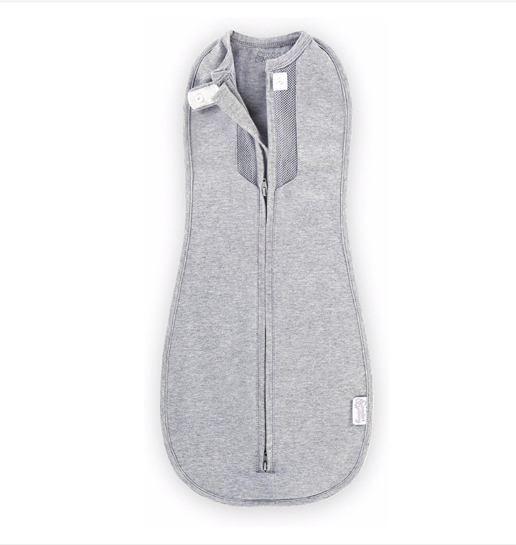 Costalito Peanut Air Swaddle Gris