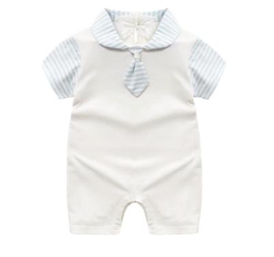Romper Azul Bebe