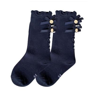 Calcetas Prissi Azul Marino