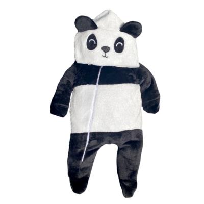 Mameluco Panda Ultra Suave