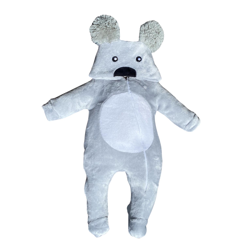 Mameluco Koala Ultra Suave