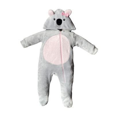 Mameluco Koala Niña Ultra Suave