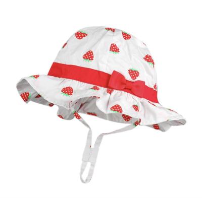 Sombrero Fresas