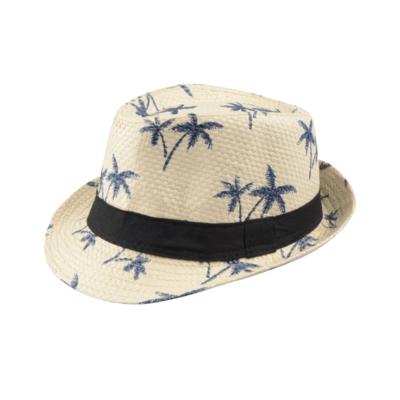 Sombrero Palmas Crudo
