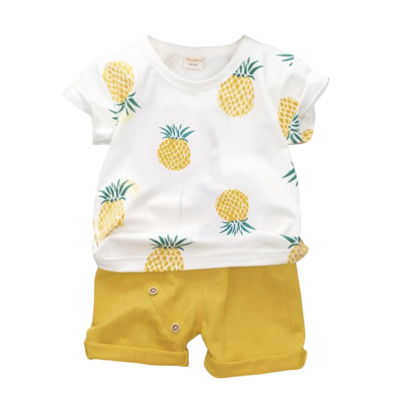 Conjunto Pineapple