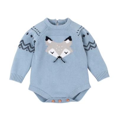 Mameluco Tejido Baby Fox