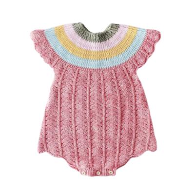 Romper Crochet Abril