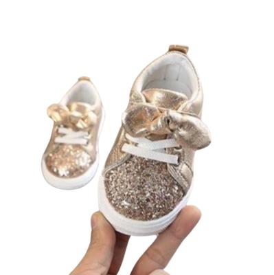 Sneakers Diamantina Dorados