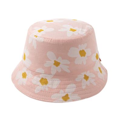 Sombrero de Flores Rosa