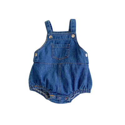 Jumper Denim Azul