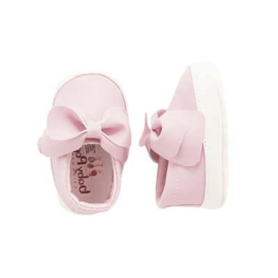Sneakers Bow Rosas