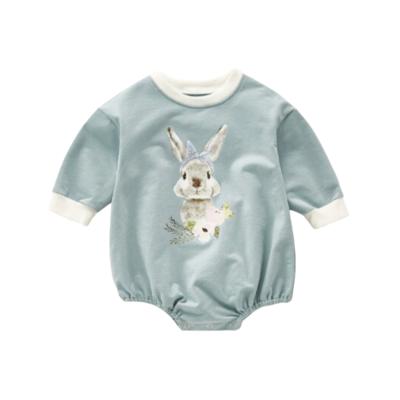 Romper Cute Bunny Verde Claro