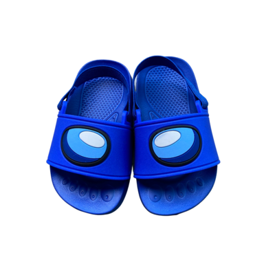 Sandalias Alberca Azules