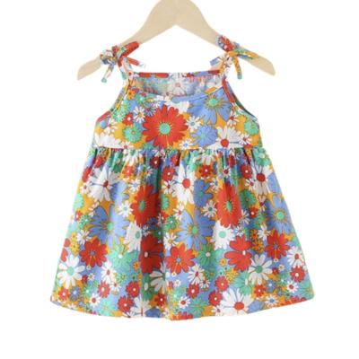 Vestido Cubre Alberca Flores