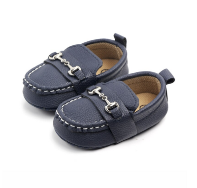 Mocasines Pax Azul Marino