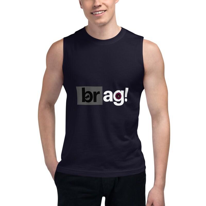 BRAG Basic Muscle Shirt