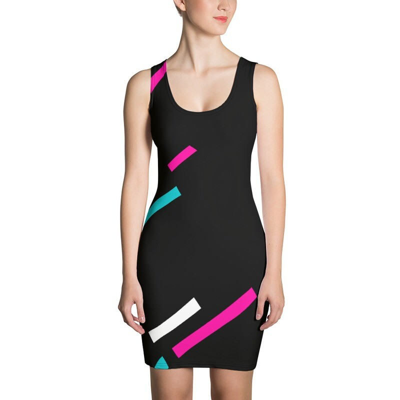 BRAG Freedom Women Stripped Dress