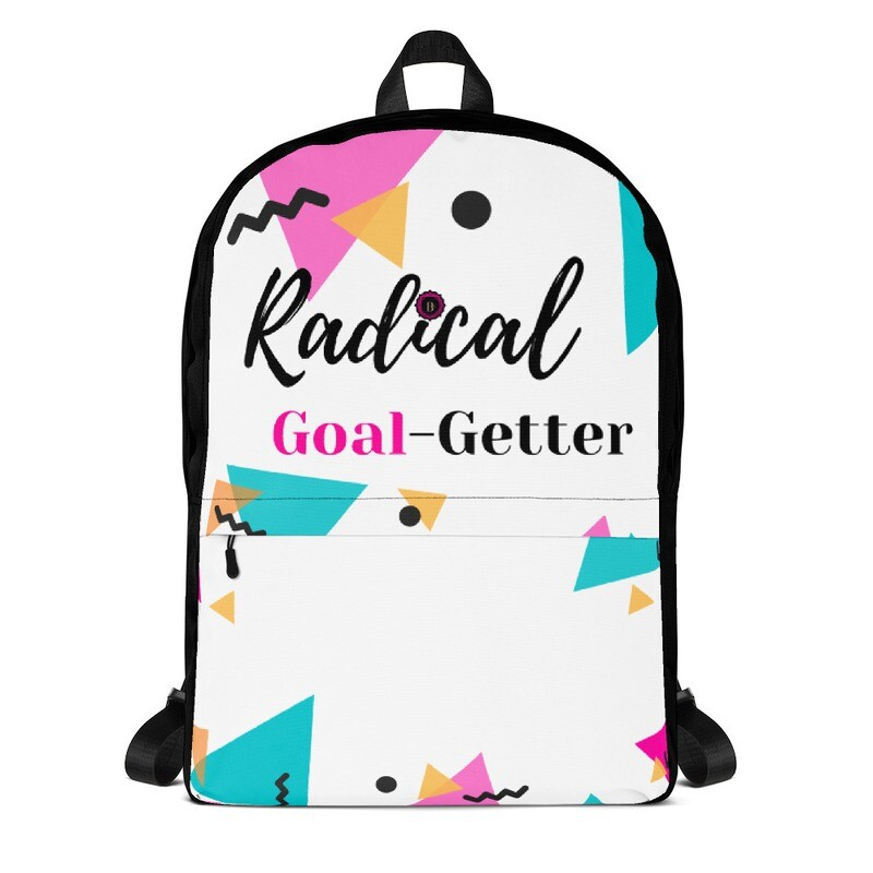BRAG Radical Goal-Getter Backpack