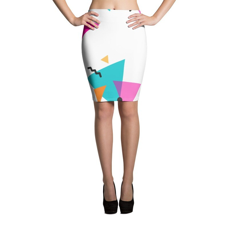 BRAG Freedom Women Pencil Skirt