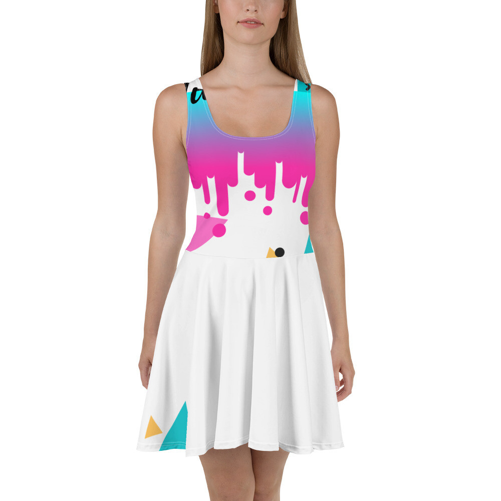 BRAG Freedom Skater Dress