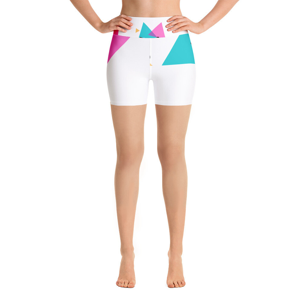 BRAG Freedom Women Yoga Shorts