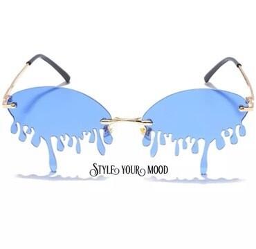 Blue Melt Sunglasses