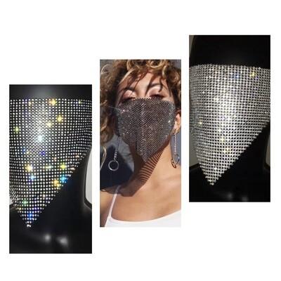 Bling Face Mask