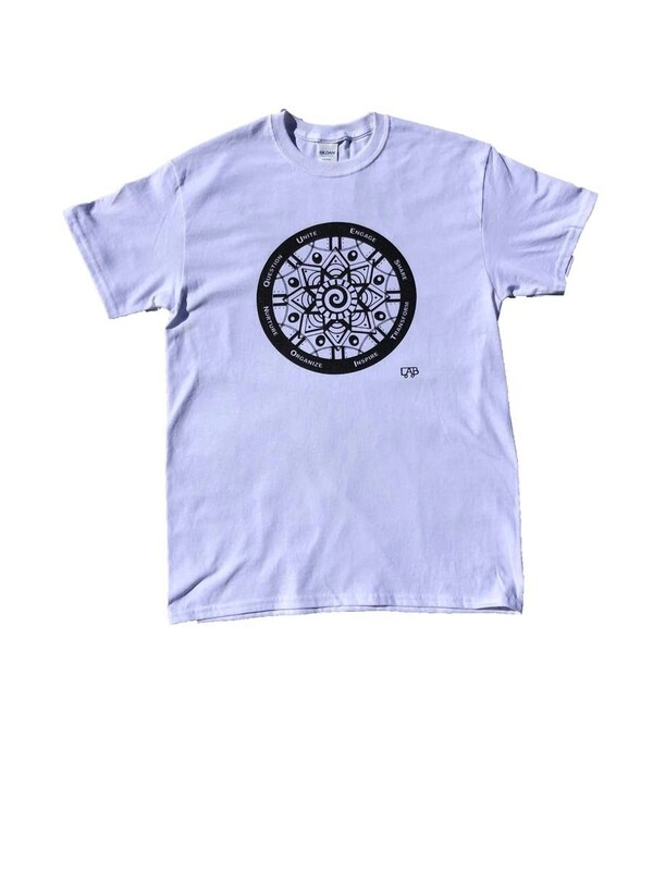Question! Mandala T-shirt